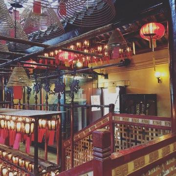 ホテルの周りをパトロール! 香港、セントラル食べ歩き_1_2-2