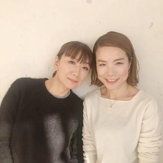藤原美智子さん「運命の眉」撮影とその後の眉。
