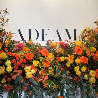 『ADEAM』 の2020年春夏パーティへ!素敵な春のおもてなしをご覧あれ