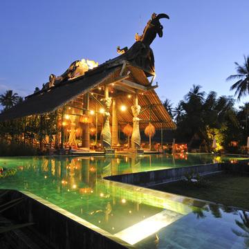 奇想天外なアーキテクチャー 、トゥグ ホテル ロンボク【インドネシアのお薦めホテル】