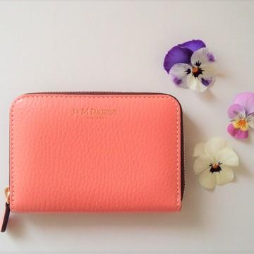 NEXT財布はミニサイズ