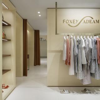 伊勢丹新宿店のFOXEY ADEAM ISETANでミックススタイルを楽しんで