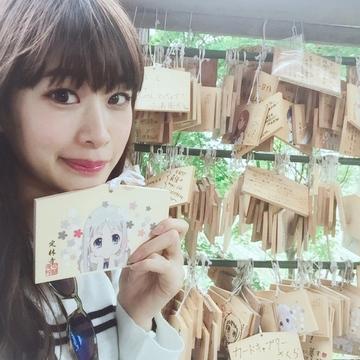 【GW旅行】アニメの聖地巡礼に行ってきました♡