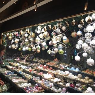 ご近所のクリスマスマーケット☆