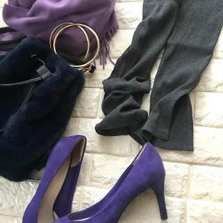 レギンスで差がつく冬の足!大人のかわいい合わせ方【高見えプチプラファッション#90】