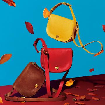 【Instagramフォロー&いいね&コメントで応募】アニエスべーの「秋色ショルダーバッグ」を10名様に!