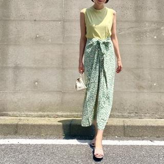 今夏No.1スカート