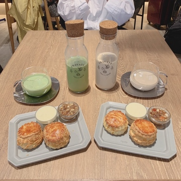 【 カフェ巡り 】ミルクティー専門店 CHAVATY !
