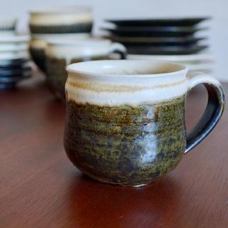 余宮隆さんのコーヒーカップで癒しの時間を。