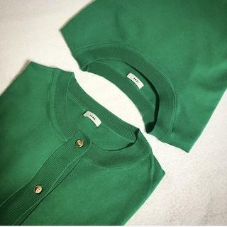この春の注目色「グリーン」を美女組さんはどう着る?【マリソル美女組ブログPICK UP】