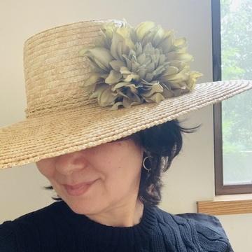 jマダムのお帽子Style♪
