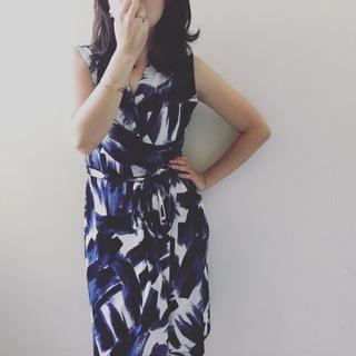 夏に頼れるワンピコーデ♪ Time for summer dress!