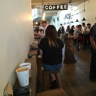 @London コーヒー屋さん