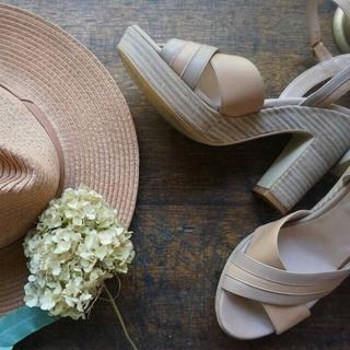 sandals coordinate