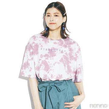 【#渡邉理佐の毎日Tシャツ】6/23は「誕生石・ルビー・イン・ゾイサイトの日」