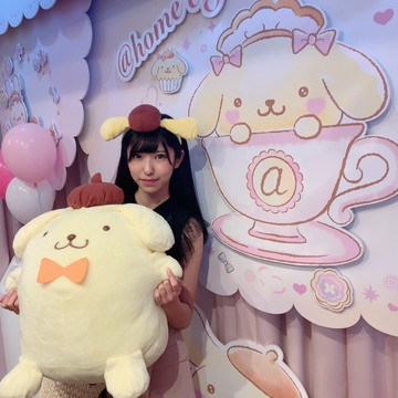 期間限定のポムポムプリン×@ほぉ~むカフェが可愛すぎる!!