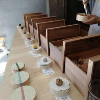 イマドキの和菓子って!人気のおはぎ『タケノとおはぎ』