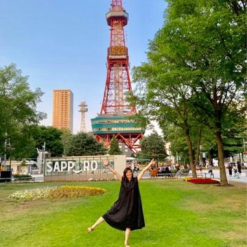 夏の北海道旅行は楽チンスタイルで。