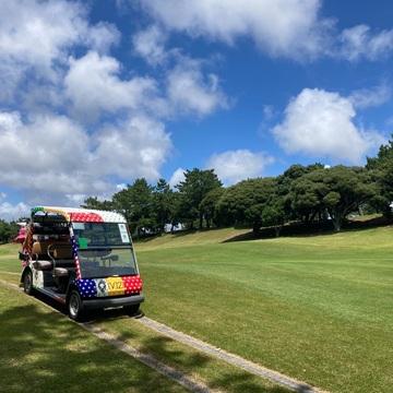 鎌倉で夏ゴルフ、楽しんできました♪
