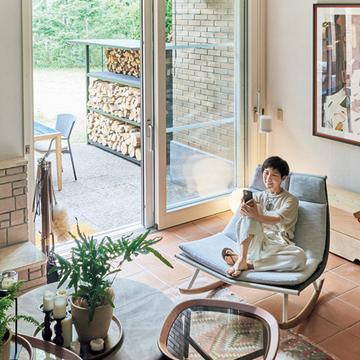 東京と河口湖の二拠点暮らしを始めたWStyle主宰・保科和賀子さん【これからの私にフィットする住まい】