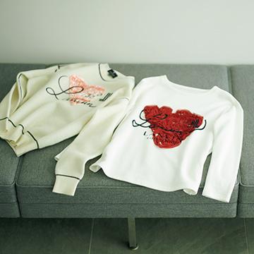 上質と品格を。ランバン コレクションの服