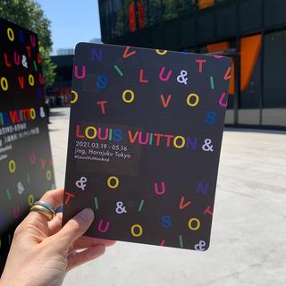 歴代のレアコラボが集結!【LOUIS VUITTON &」展へ行って来ました!