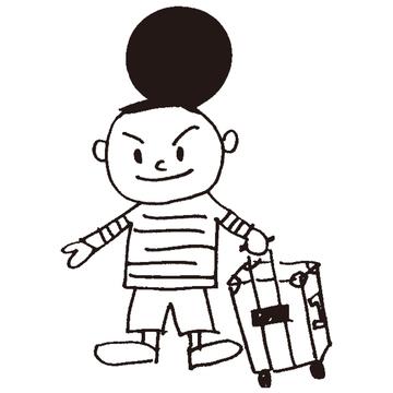 女子ひとり旅の極意Q&A★ ひとりっP先輩にノンノ読者が質問!