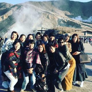 富士フイルム社の見学〜箱根観光♡
