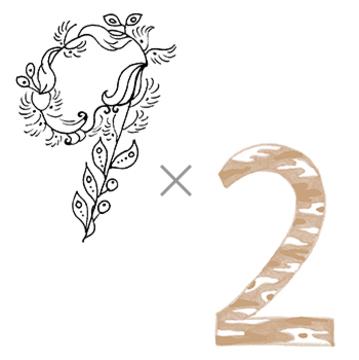 9×2 (パートナーと過す年)