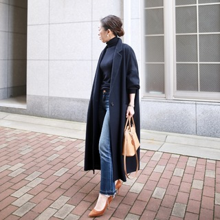 ロング&ビッグが人気!美女組さん今年のコート【マリソル美女組ブログPICK UP】