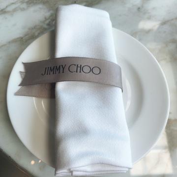 ピンクワンピでコンラッド 「JIMMY CHOO」 アフタヌーンティーへ_1_10-1