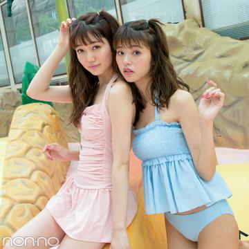 8月に買い足すならプチプラ&可愛いスタイルアップ水着!