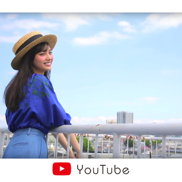 【動画】9月号 新川優愛の表紙撮影に密着!