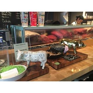 世界一の肉屋 ユーゴ・デノワイエ @恵比寿