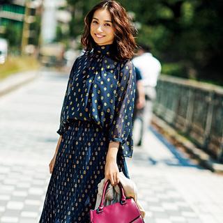 """10月の「今すぐ買い足し名品」 大人の""""リアルな着映え服""""は、いつも「ドゥクラッセ」にあり!"""