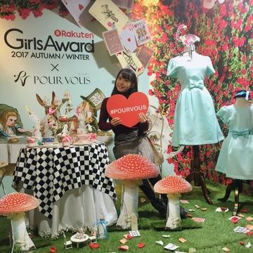 GirlsAward2017♡行ってきました!