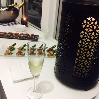 シャンパン片手にダイアモンドを極める!フランス人アラフォー女子会に潜入❤️
