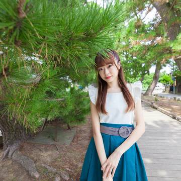 Vol.21♡ 【2017秋コーデ】身長150cm台が着こなす《フレアースカート》