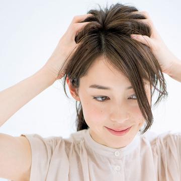 5.側頭部、前髪、顔まわりのふんわりも必須!
