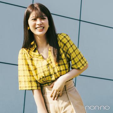 2019秋トレンド★ ベージュのワイドパンツを3通りに着回し!