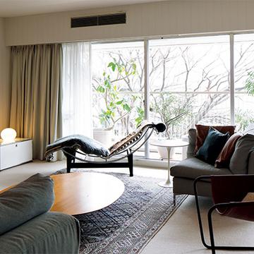 窓からの景色で四季を感じる!トップネイリスト・渡邉季穂さんの癒やしの家時間