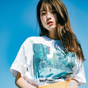 【おうち時間のおしゃれ】Tシャツ_トレンド_おしゃれで検索の正解はココに!