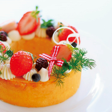 バウムクーヘンがひとつあったなら。簡単クリスマススイーツレシピはコレ!