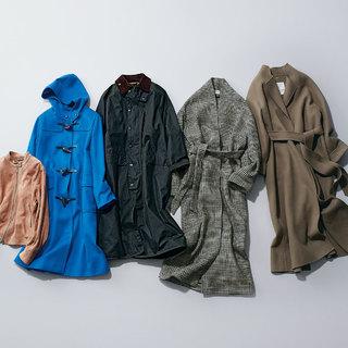 """ロング丈ワンピース&""""好き""""が加速するコート【2020秋冬・おしゃれプロの「これ買っちゃいました」】"""