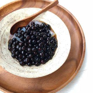 浅草の名店「梅むら」の豆かん