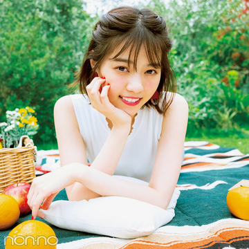 西野七瀬の♡ 夏イベ満載! 8月の着回しコーデ5days