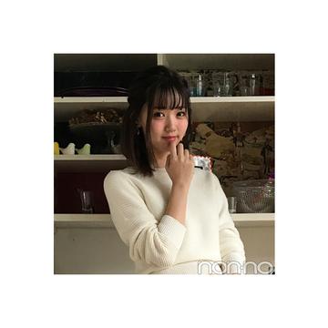 江野沢愛美が着るGUのALL春新作で靴までいれて¥5900以下コーデ【毎日コーデ】