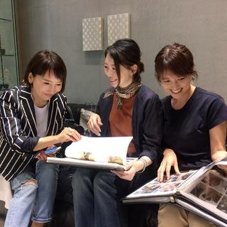 素敵美女と休日♪秋冬ファッション計画in青山