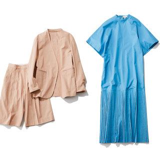シンプルだけど地味じゃない服が欲しいなら、この2ブランド!【アラフォーが行くべきブランド最新版】