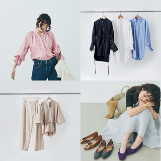 お手頃プライス&トレンドデザインがうれしい! アラフォーが今注目すべき優秀ブランドと名品まとめ|40代ファッション